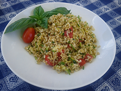 BULGUR CRUDO