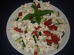 INSALATA DI POP CORN
