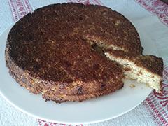 TORTA DI MIGLIO